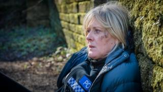 Sarah Lancashire as Catherine Cawood in Happy Valley