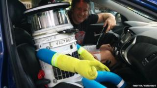 Picture of HitchBOT