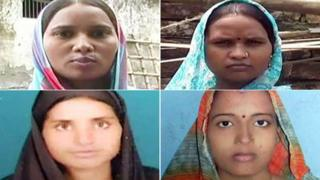 some of the women who left their husbands' homes for lack of toilets