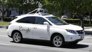 Google's driverless cars designed to exceed speed limit