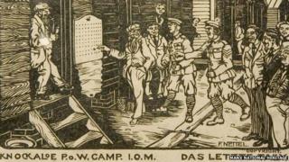 Internment camp newspaper