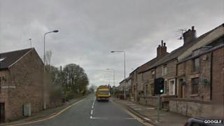 Revidge Road, Blackburn