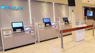 Barclays branch in Windsor