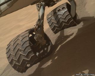 Curiosity Mars rover's drill test cut short