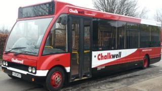 Chalkwell bus