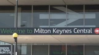 Milton Keynes railway station