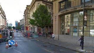 Cross Street, Manchester