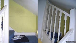 Loft room in Sunningfields Road, Hendon