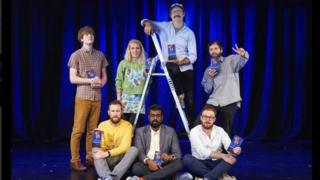 Nominees for this year's Foster's Edinburgh Comedy Awards