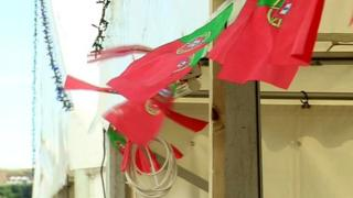 Portuguese Flags