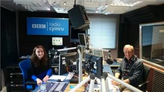 Lisa Gwilym a Richard Rees