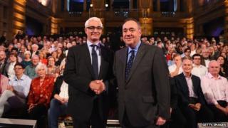 Salmond agus Darling