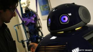 Robotic brain 'learns' skills from the internet
