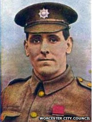 George Henry Wyatt VC