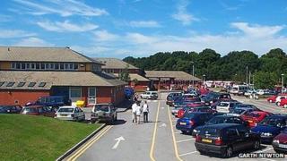 Ilkeston Community Hospital