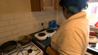 Teresa Paull was one resident unable to use her gas appliances