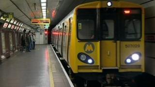 Mersey train
