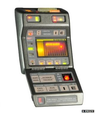 Star Trek scanner