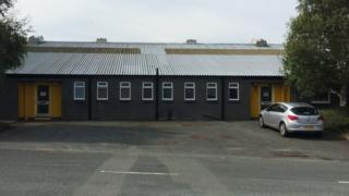 Brighter Foods factory in Tywyn