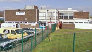 Meden Sports Centre in Warsop