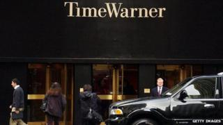 Time Warner offices