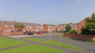Brackendale Court, Wingate