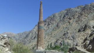 There has been no extensive restoration work of the Jam minaret since it was built 800 years ago