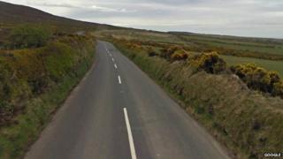 Creg Ny Baa back road (B12)