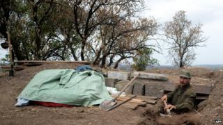 'Russian troops deployed' in Ukraine - Petro Poroshenko