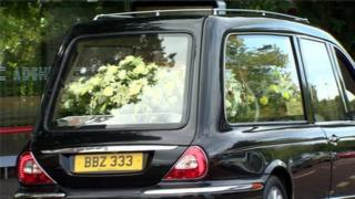 James Nesbitt funeral