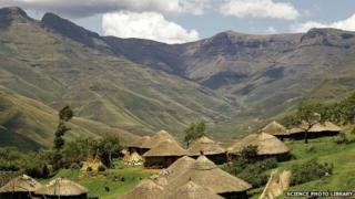 Lesotho army 'seizes key buildings'