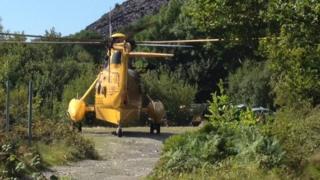 Hofrennydd RAF