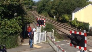 Pencoed crossing