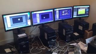 Computer servers