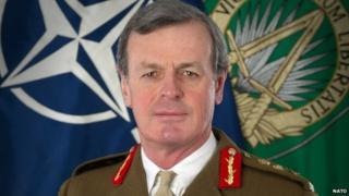 An Seanalair Sir Richard Shirreff