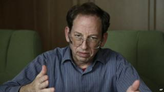 Jeffrey Fowle, an American detained in North Korea.