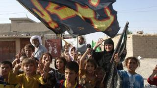 Iraq crisis: Shia and Kurdish forces move against IS