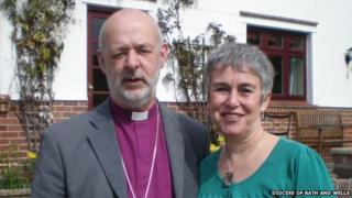 Bishop of Taunton, The Right Rev Peter Maurice