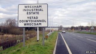 Wrexham Industrial Estate