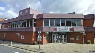The Roses Theatre, Tewkesbury