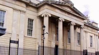 Bishop's Street Court house