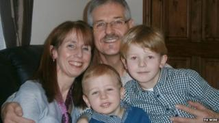 The Madgin family