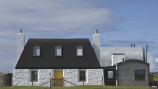 House No7, Tiree