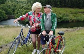 Howard and Marina