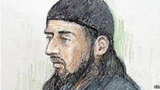 Terror suspect Haroon Aswat