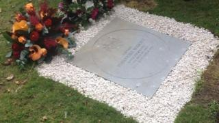 Memorial to Captain Theodore Wright