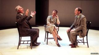 National Theatre production of Copenhagen