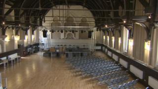 Unity Hall, Wakefield