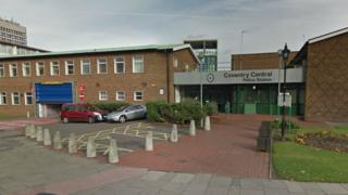 Coventry Central Police Station