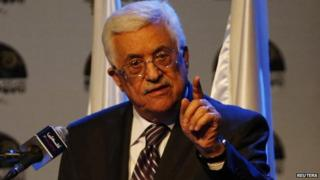 Mahmoud Abbas, 19 June